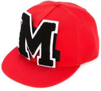 MSGM logo trucker cap