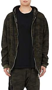Taverniti So Ben Unravel Project BEN UNRAVEL PROJECT MEN'S OVERSIZED HOODIE