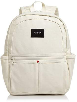 STATE Kane Canvas Backpack