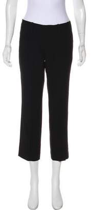 Zadig & Voltaire Mid-Rise Straight-Leg Pants