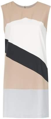 DAY Birger et Mikkelsen Olympiah panelled short dress x Silvia Braz