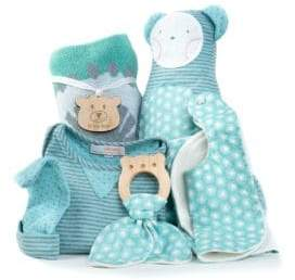 Oliver & Adelaide Baby Boy's Eight-Piece Gift Set