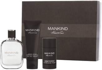Kenneth Cole Mankind Men's Cologne 3-Piece Gift Set - Eau de Toilette