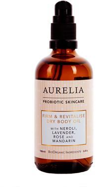 Aurelia Probiotic Skincare Aurelia Firm & Revitalise Dry Body Oil 100ml
