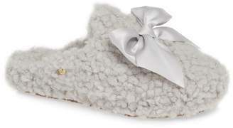UGG Addison Bow Faux Shearling Slipper