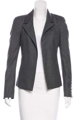 Alexandre Plokhov Wool Notch-Lapel Blazer