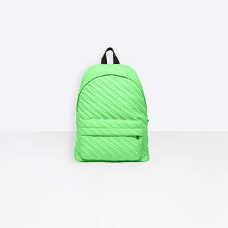 Explorer Backpack Quilted Nylon