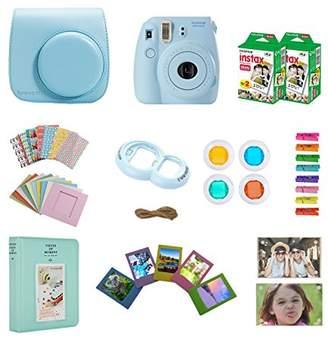 Fujifilm Instax Mini 8 Instant Camera - + Accessories Bundle Includes; Carrying Case