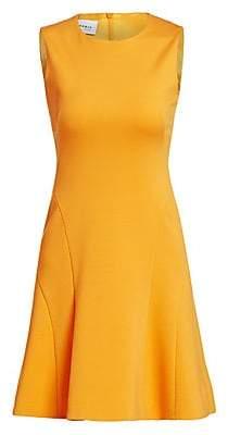 Akris Punto Women's Sleeveless Jersey Dress