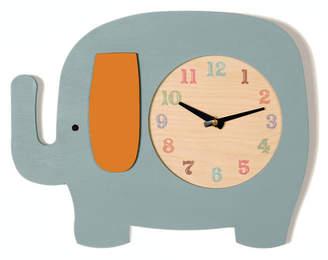 Lee Tree by Kerri Elephant Clock