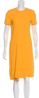 Reed Krakoff Short Sleeve Knee-Length Dress