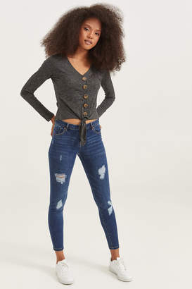Ardene Distressed Jeggings