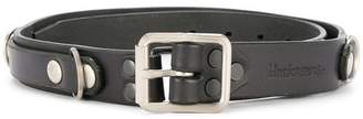 Blackmeans Black Means buckle belt