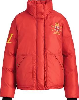 Ralph Lauren Polo Graphic Down Jacket