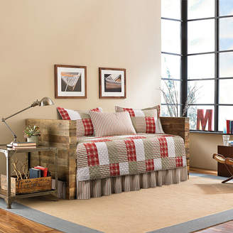 Eddie Bauer Camano Island Plaid 5-pc. Daybed Cover Set