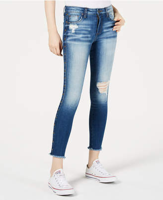 STS Blue Emma Studded & Ripped Skinny Jeans