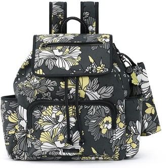 The Sak Sakroots Fleetwood Backpack with Removable Pencil Case