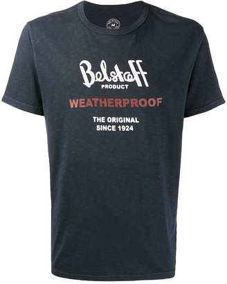 Belstaff Weatherproof print T-shirt