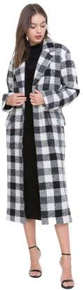 Juicy Couture Buffalo Check Coat