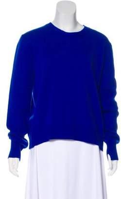 Celine Knit Cashmere Sweater