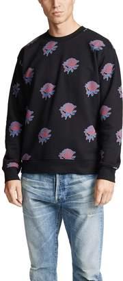 Obey Thorns Crewneck Sweatshirt