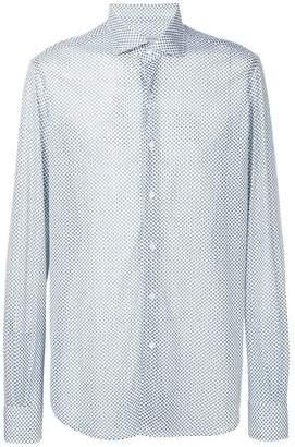 Orian amoeba print shirt
