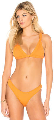 Minimale Animale The Knotted Rib Bikini Top