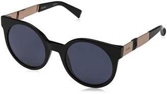 Max Mara Women's Mm Prism VIII Polarized Oval Sunglasses