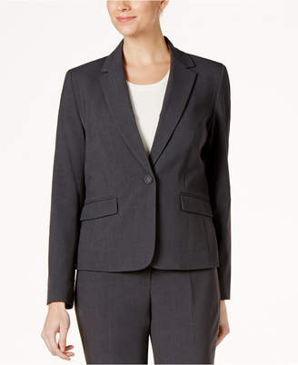 Nine West One-Button Jacket