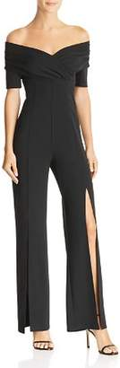 GUESS Juda Off-the-Shoulder Jumpsuit