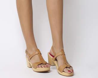 419e981debe Swedish Hasbeens Heeled Sandals For Women - ShopStyle UK