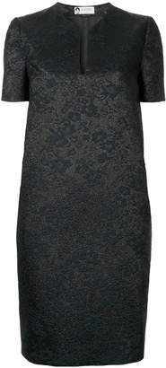 Lanvin jacquard effect dress