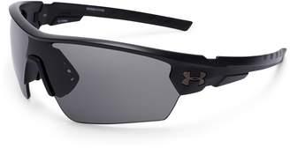 Under Armour Men's Rival Storm Polarized Semirimless Sunglasses