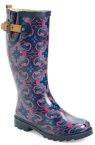 Chooka Women's Chooka 'Magic Carpet' Rain Boot