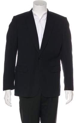Dries Van Noten Two-Button Blazer