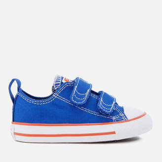 ca86511a60bb Converse Toddlers  Chuck Taylor All Star 2V Ox Trainers