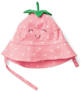 Strawberry bucket hat $16.95 thestylecure.com