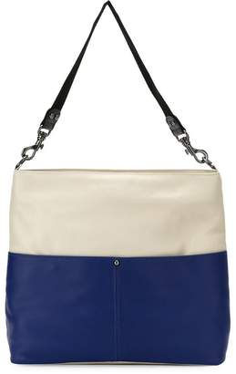 M·A·C Mara Mac color block tote bag