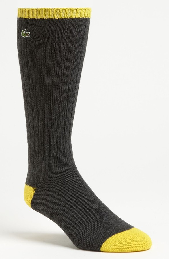 Lacoste 'Classic Tip' Socks