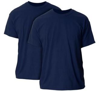 Gildan Men's and Men's Big Ultra Cotton T-Shirt, 2-Pack, up to size 5XL