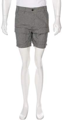 Paul Smith Houndstooth Cargo Shorts