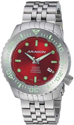 evo ARAGON A264RED Divemaster 45mm Automatic