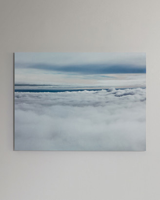 Four Hands Art Studio In the Clouds Photography Print Handmade HD Metal & Acrylic Art