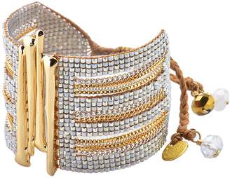 Mishky Guaca Chain Bracelet