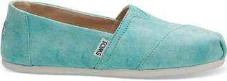 Blue Washed Twill Women's Classics
