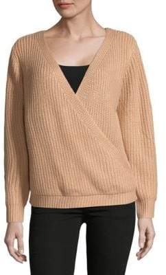 MinkPink Classic Wrap Sweater