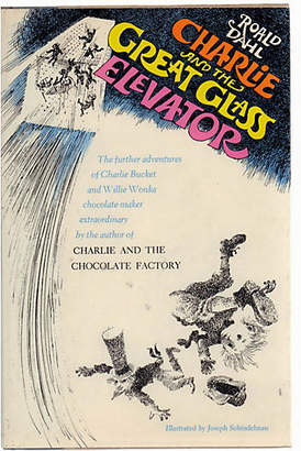 One Kings Lane Vintage Charlie & Great Glass Elevator - 1st Ed