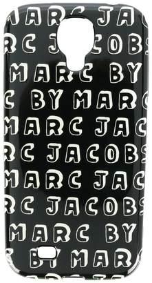 Marc by Marc Jacobs logo print Samsung Galaxy S4 case