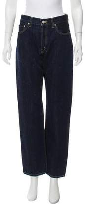 Arts & Science Mid-Rise Straight-Leg Jeans w/ Tags