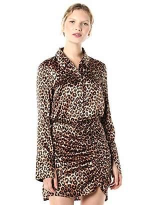 LIKELY Women's Leopard Emilia Dress